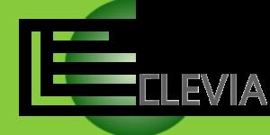Logotipo de Clevia